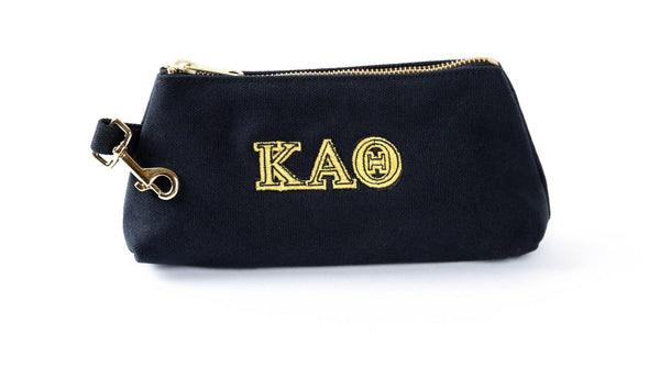 Kappa Alpha Theta Classic Canvas Sorority IT BAG