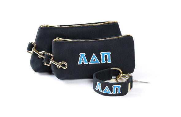 Alpha Delta Pi Classic Canvas Sorority KEYPIT Set