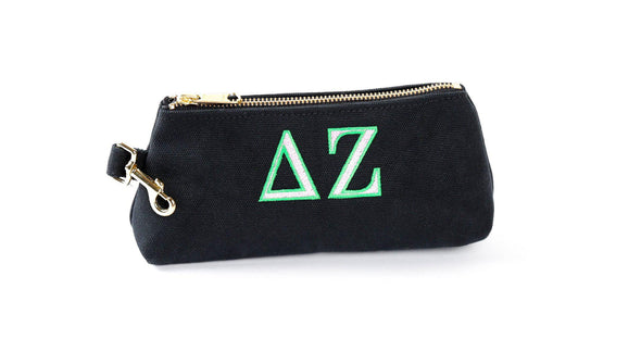 Delta Zeta Classic Canvas Sorority IT BAG