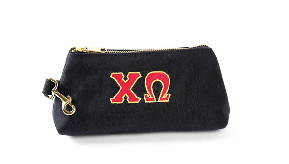Chi Omega Classic Canvas Sorority IT BAG