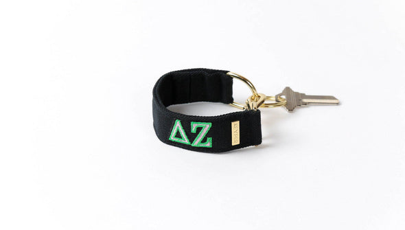 Delta Zeta Classic Canvas Sorority KEYPER