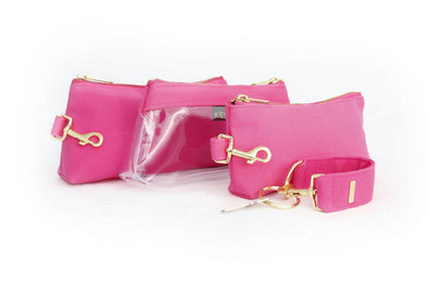 Pink CLASSIC CANVAS KEYPIT SET