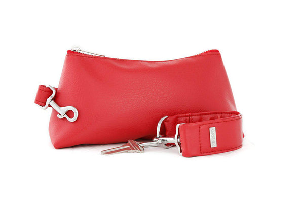 Perfect Red SIGNATURE 2-PIECE KEYPIT Set • Wristlet