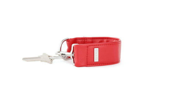Perfect Red SIGNATURE KEYPER® Key Ring