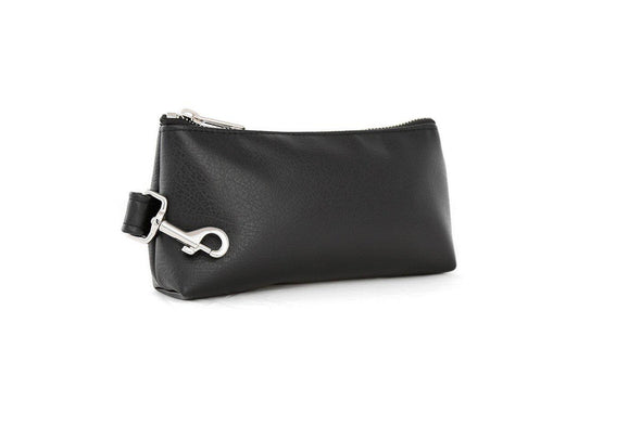 Classic Black SIGNATURE IT BAG • Pouch