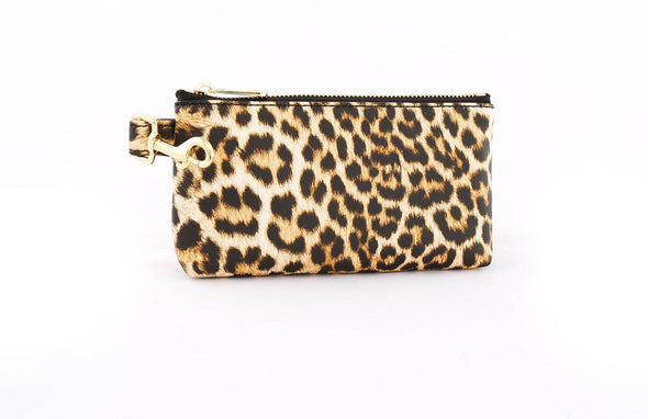 Classic Leopard SIGNATURE IT BAG • Pouch