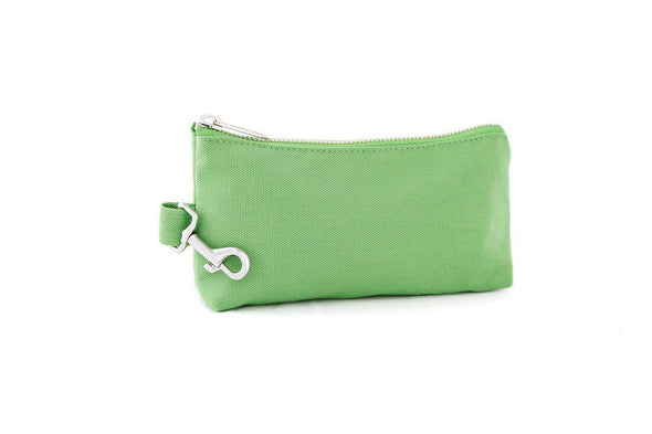 Green Classic Canvas IT BAG • Pouch