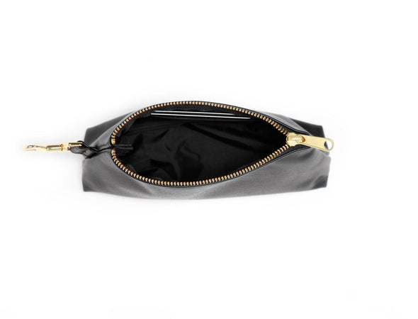 Rich Gold PREMIUM LEATHER IT BAG • Pouch