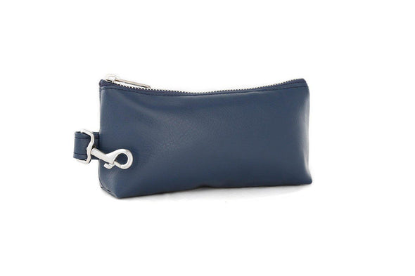 True Navy SIGNATURE KEYPIT SET • Wristlet