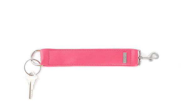 Bright Pink SIGNATURE KEYPIT SET • Wristlet