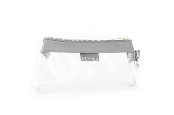 Cool Grey SIGNATURE IT BAG • Pouch