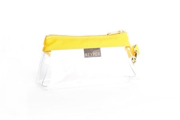 Sunshine CLEAR IT BAG - Canvas Trim