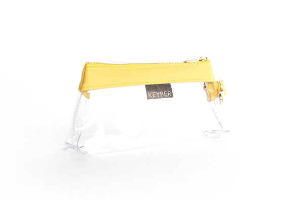 Sunshine CLEAR IT BAG - Signature Trim