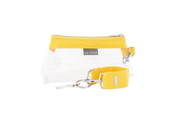Sunshine CANVAS 2-PIECE KEYPIT Set • Wristlet