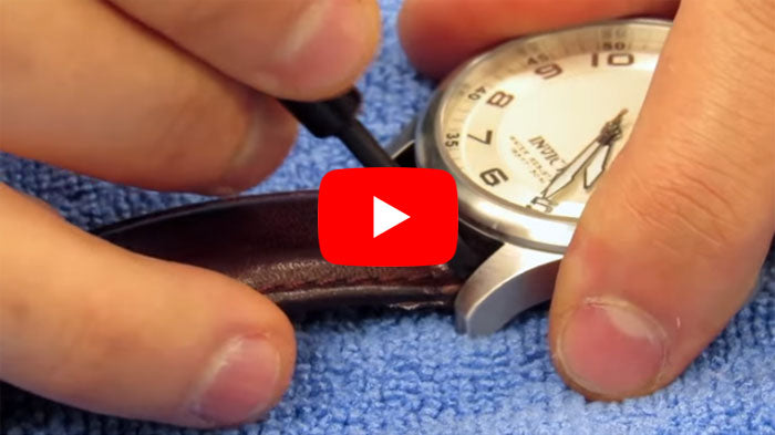 How to Replace Invicta Leather Watch Band