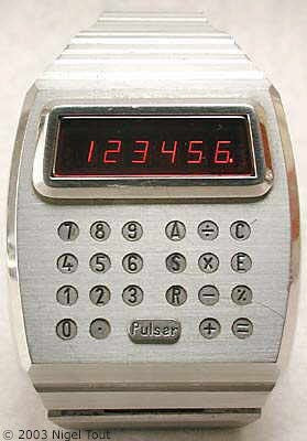 Top 5 Best Vintage Calculator Watches