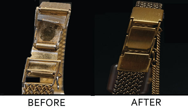 Seiko Watches - Watch Clasp Repair