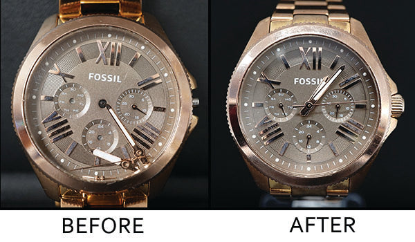Fossil Watch - New Movement & Hand Repair