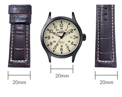 Watch Band Measurements