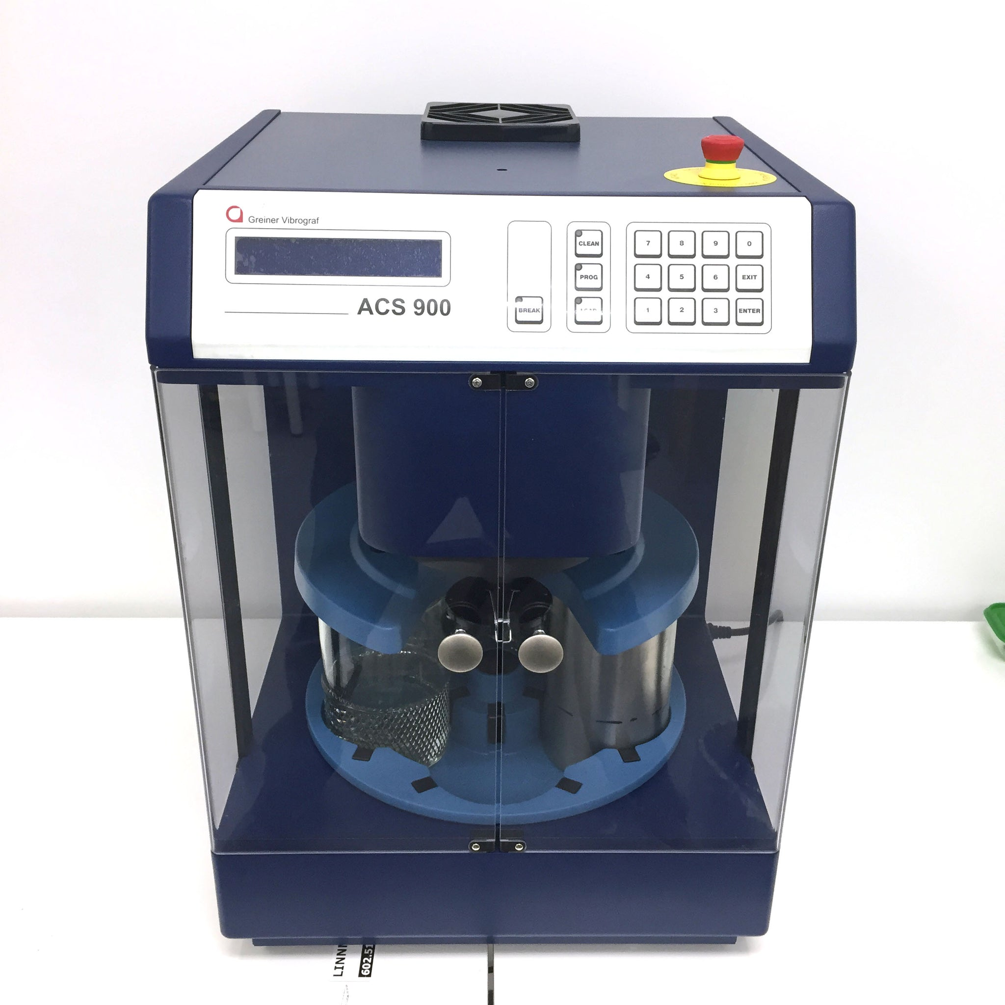 Ultrasonic watch cleaning machine