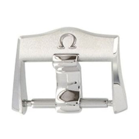 NEW OMEGA 18MM STAINLESS STEEL TANG BUCKLE