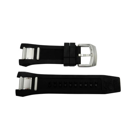 Genuine Invicta Subaqua Rubber Black 29mm Watch Band