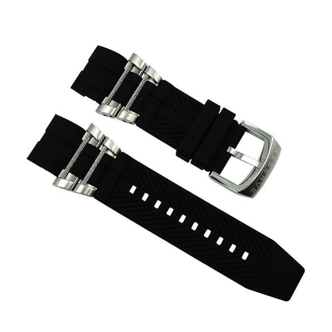 Invicta Black Rubber Band for Bolt Series 0826