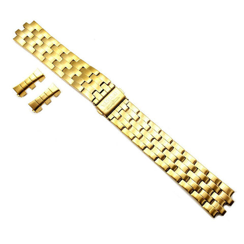 Genuine Invicta Corduba Gold Tone Watch Bracelet