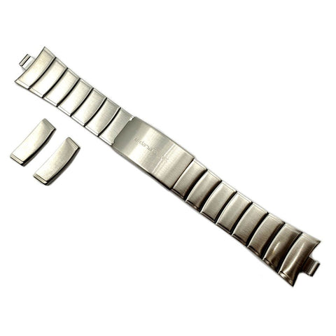 Genuine Casio Databank Stainless Steel 23mm Watch Bracelet image