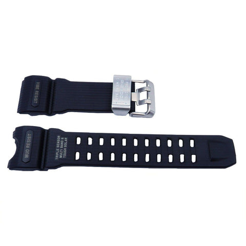 Genuine Casio Mens Mudmaster Series Black Resin 28mm/24mm Watch Strap