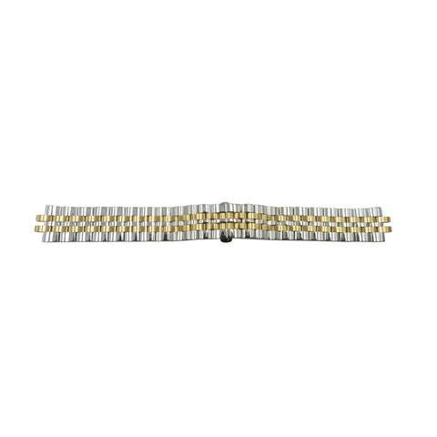 Genuine Swiss Army Alliance Small 17mm Dual Tone Bracelet