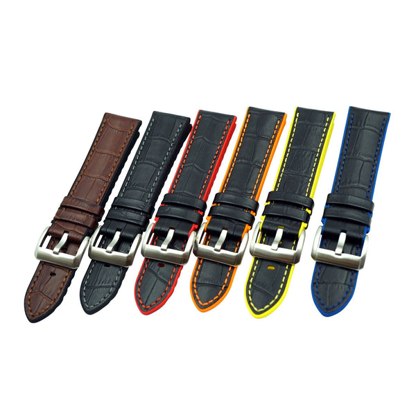 1b9d392e998 Rubber   Silicone Watch Bands   Replacement Straps – Total Watch Repair