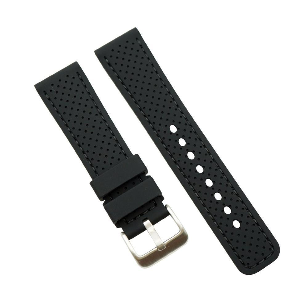 Premium Quality Waterproof Silicone Sport Watch Band Strap