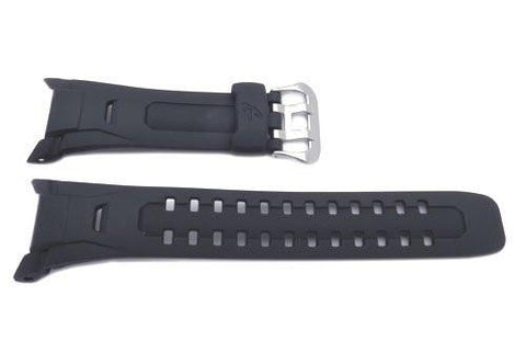Genuine Casio Black Resin G-Shock Series Watch Band