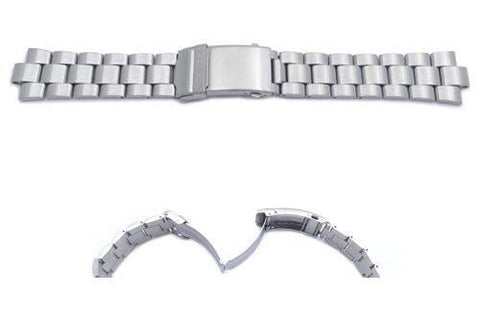 Genuine Citizen Aqualand Stainless Steel Watch Strap