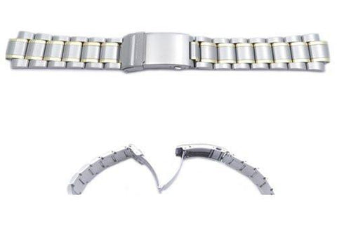 Genuine Citizen Dual Tone Watch Strap
