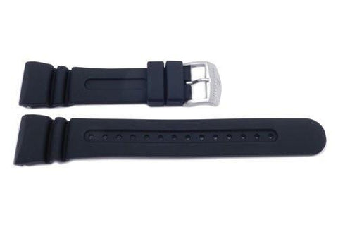 Citizen Black Rubber Promaster 24mm Watch Strap