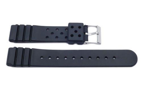Black Dotted Pattern Watch Strap P3078