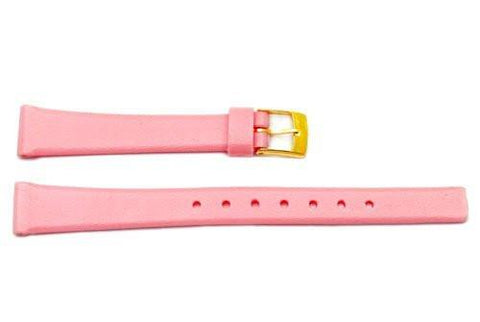 Pink Polyurethane Watch Band - P3007