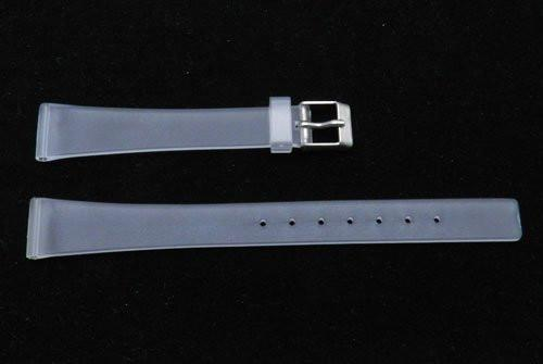Clear Polyurethane Watch Band - P3008