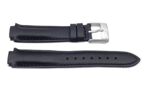 Swiss Army Black Excursion Series 12mm Watch Band