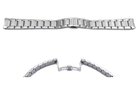 Swiss Army Stainless Steel Ladies' Officer's Watch Band