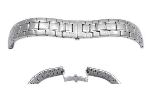 Swiss Army Stainless Steel Men's Officer's Watch Band