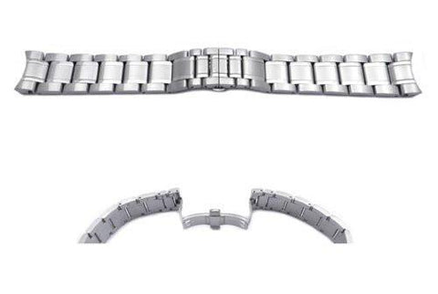 Swiss Army Stainless Steel Alliance Watch Band
