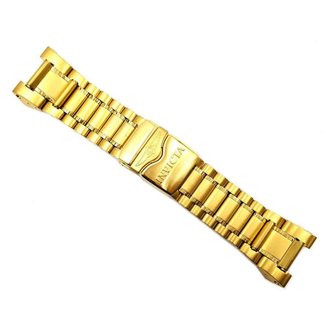 Genuine Invicta Gold Tone Band for Subaqua 17607