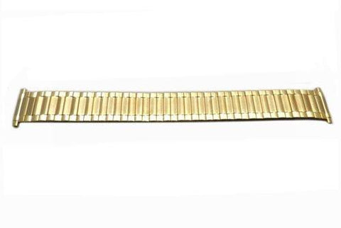 Timex 16-20mm Gold Tone Expansion Bracelet