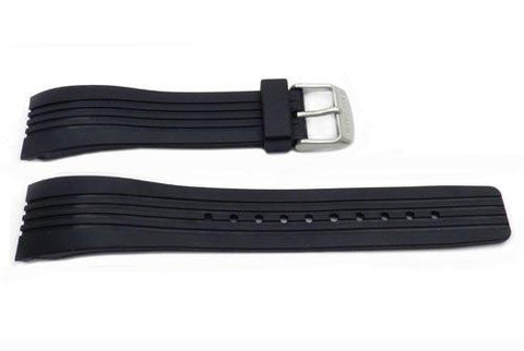 Citizen Black 22mm Rubber Watch Strap