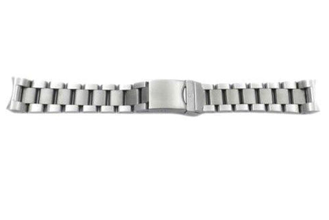Swiss Army Ground Force Titanium Stainless Steel 21mm Watch Bracelet