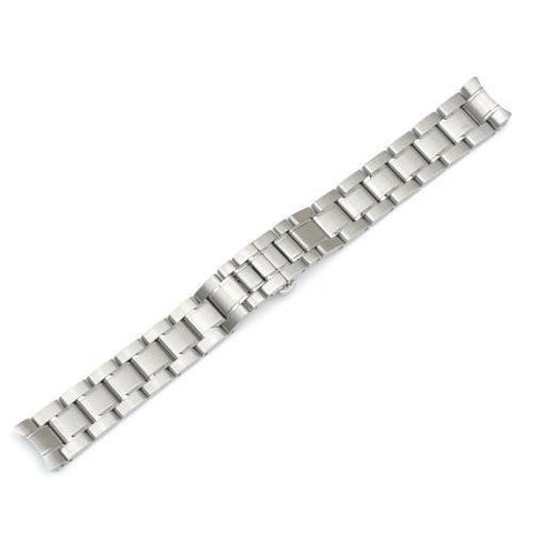 Swiss Army Ladies' Officer's Stainless Steel Watch Bracelet