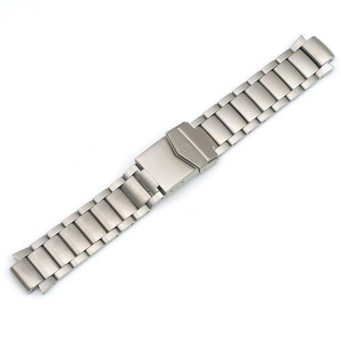 Swiss Army Base Camp Titanium Large Watch Bracelet
